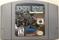 Video Game: Knife Edge: Nose Runner