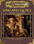 RPG Item: Song and Silence: A Guidebook to Bards and Rogues
