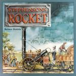 Board Game: Stephenson's Rocket