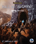 RPG Item: Hall of Judgment Second Edition