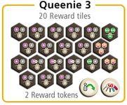 Board Game: Franchise: Queenie 2 – Rewards