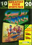 Video Game Compilation: Game Set & Match (Commodore 64)