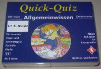 Board Game: Quick-Quiz