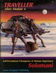 RPG Item: Alien Module 6: Solomani