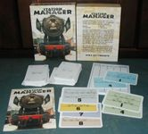Board Game: Station Manager