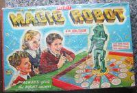 Board Game: Magic Robot Quiz Game
