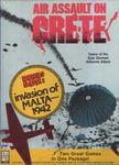 Board Game: Air Assault On Crete/Invasion of Malta: 1942