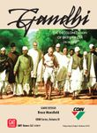 Board Game: Gandhi: The Decolonization of British India, 1917 – 1947
