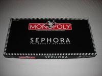 Board Game: Monopoly: Sephora