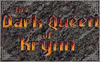 Video Game: The Dark Queen of Krynn
