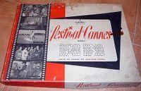 Board Game: Le Festival de Cannes