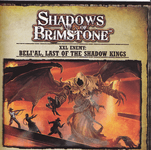Board Game: Shadows of Brimstone: Beli'al, Last of the Shadow Kings XXL Enemy
