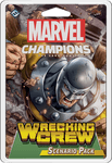 Board Game: Marvel Champions: The Card Game – The Wrecking Crew Scenario Pack