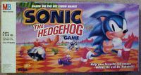 Board Game: Sonic the Hedgehog Game
