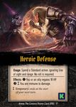 Board Game: Arena: the Contest – Heroic Defense