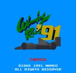 Video Game: Winning Run '91