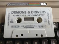 Video Game Compilation: Demons & Drivers