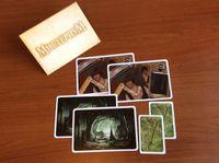 Board Game: Tajemnicze Domostwo: Lost Letter Promo Set