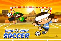 Video Game: Chop Chop Soccer