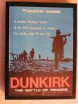 Board Game: Dunkirk: The Battle of France