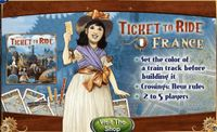 Video Game: Ticket to Ride: France
