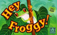 Board Game: Hey Froggy!