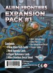 Board Game: Alien Frontiers: Expansion Pack #1