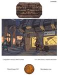 RPG Item: Merchants & Markets