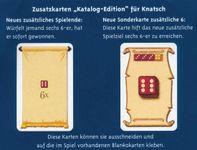 Board Game: Knatsch: Katalog Edition 1