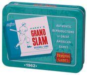 Board Game: Harry's Grand Slam Baseball Game