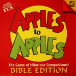 Board Game: Apples to Apples: Bible Edition