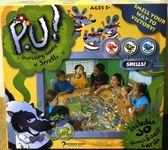 Board Game: P.U. The Guessing Game of Smells