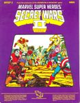 RPG Item: MHSP2: Secret Wars II: Special Campaign Adventure