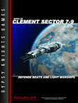 RPG Item: Ships of Clement Sector 07-09: Defense Boats and Light Warships