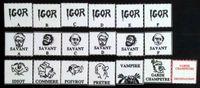 Board Game: Igor