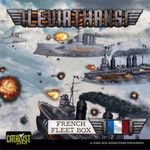 Board Game: Leviathans: French Fleet Box