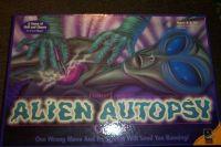 Board Game: Alien Autopsy