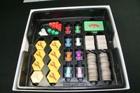 Board Game: Junkyard Races