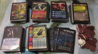 Board Game: Dreamlands Adventures