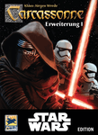 Board Game: Carcassonne: Star Wars – Erweiterung 1