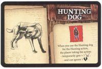 Board Game: Robinson Crusoe: Adventures on the Cursed Island – Hunting Dog