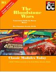 RPG Item: Classic Modules Today H3: The Bloodstone Wars