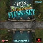 Board Game: Heroes of Normandie: River Set Terrain Pack