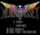 Video Game: Albert Odyssey