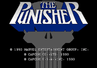 Video Game: The Punisher (Arcade)