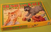 Board Game: Hund und Katz