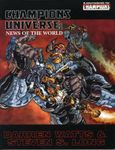 RPG Item: Champions Universe: News Of The World