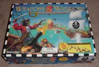 Board Game: Weapons & Warriors: Pirate Battle