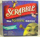 Board Game: Scrabble The Shrek Edition