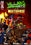 Board Game: Sentinels of the Multiverse: Villains of the Multiverse